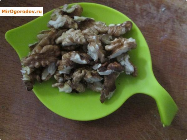 Лущенные грецкие орехи