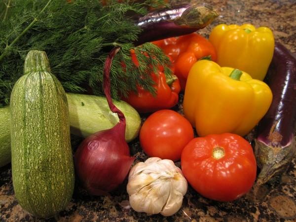 Овощное изобилие