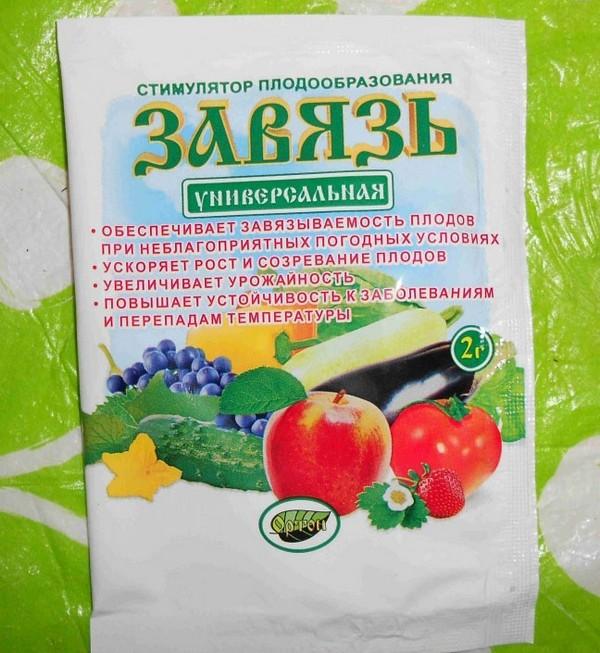 Подкормка для овощей и фруктов